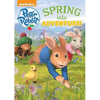 Peter Rabbit - Peter Rabbit: Spring Into Adventure! [DVD] USA import
