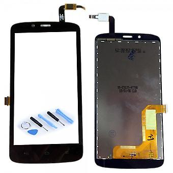 Display LCD complete unit for Huawei honor Holly Black