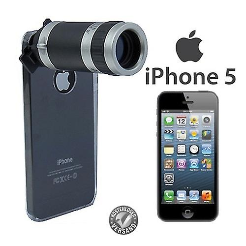 Camera telescope for Apple iPhone 5 5S SE lens 8 x zoom and much more. Accessories
