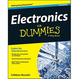 Electronics for Dummies (Paperback) by Shamieh Cathleen