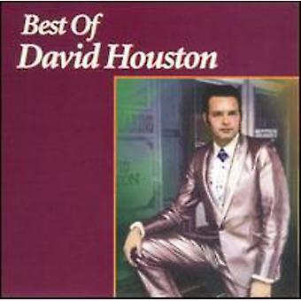 David Houston - Best of David Houston [CD] USA import