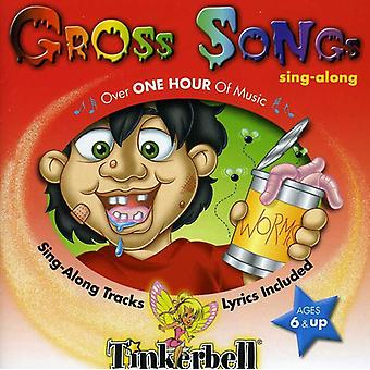 Tinkerbell - brutto sange [CD] USA importerer