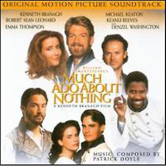 Various Artists - Much Ado About Nothing [Original Motion Picture Soundtrack] [CD] USA import