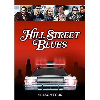 Hill Street Blues: Importazione stagione quattro [DVD] Stati Uniti d'America