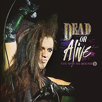 Dead or Alive - You Spin Me importazione Round [Vinyl] USA