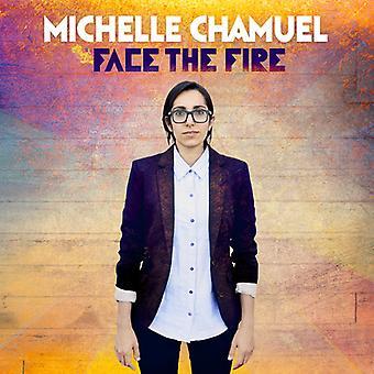 Michelle Chamuel - cara la importación de los E.e.u.u. fuego [vinilo]