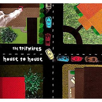 Tripwires - hus til hus [Vinyl] USA importerer