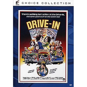 Drive-in [DVD] USA import