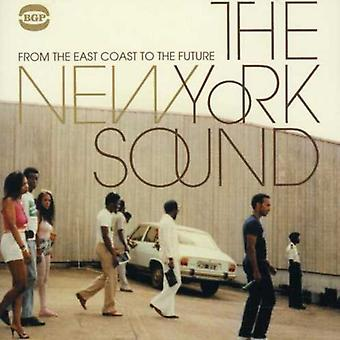New York Sound-From the East Coast to the Future - New York Sound-From the East Coast to the Future [CD] USA import
