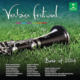 Various Artist - Verbier Festival: Best of 2014 [CD] USA import