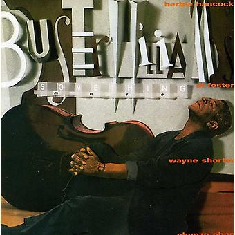 Buster Williams - noget mere [CD] USA importerer
