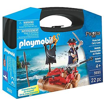 5655 Playmobil Pirate Carry Case