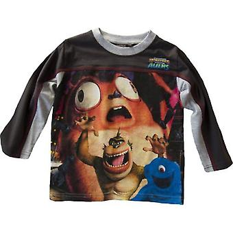 Boys Disney Monsters Long Sleeve T-Shirt / Top