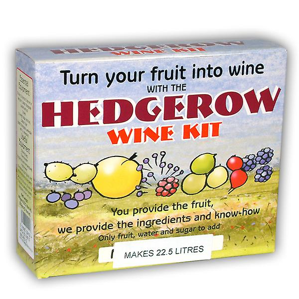 Hedgerow Winemaking kit - 1 gallon