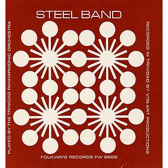 Trinidad Panharmonic Orchestra - Steel Band [CD] USA import