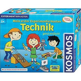 Science kit Kosmos Mein erster Experimentierkasten Technik 602239 5 years and over