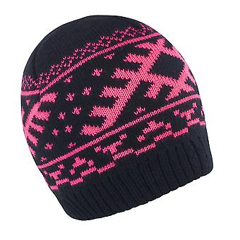Result Unisex Winter Essentials Nordic Knitted Hat