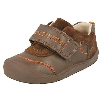 Boys Startrite Casual Shoes First Zak