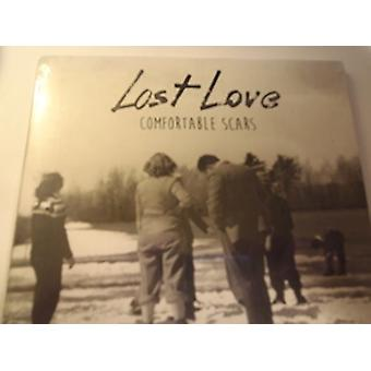 Lost Love - Comfortable Scars [CD] USA import