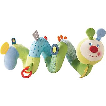 HABA Mobile Spiralfeder Caterpillar