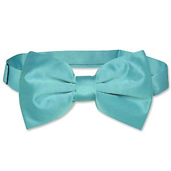 Vesuvio Napoli BOWTIE Solid Men's Bow Tie for Tuxedo Suit