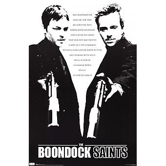 Boondock Saints - Shepherds Prayer Poster Print