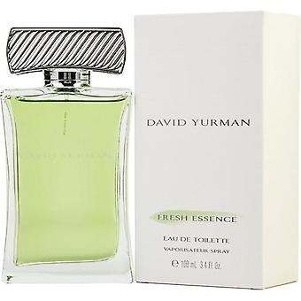 David Yurman Fresh Essence By David Yurman Edt Spray 3.4 Oz