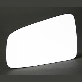 Left Stick-On Mirror Glass for Opel ZAFIRA 2005-2009