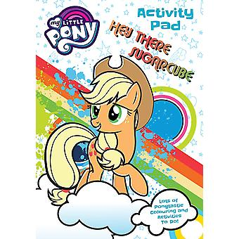 My Little Pony Sugarcube Childrens Colouring Activity Book