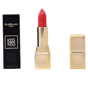 Guerlain Kisskiss Matte Hot Coral 3.5gr Make Up Womens Sealed Boxed