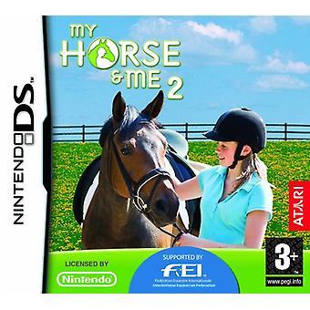 Mein Pferd und ich 2 (Nintendo DS)