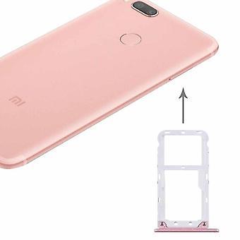 For Xiaomi MI 5pcs SIM card Halter SIM tray SIM / TF slide holder pink new