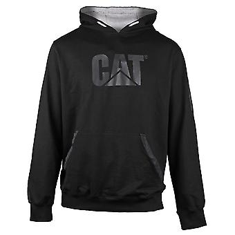 Caterpillar Mens C1910812 Tech Cotton Pull Over Hooded Sweatshirt