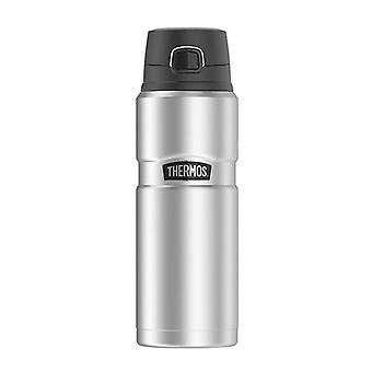 Thermos 710mL King S/Steel Vacuum Insulated Btl w/Flp Ld