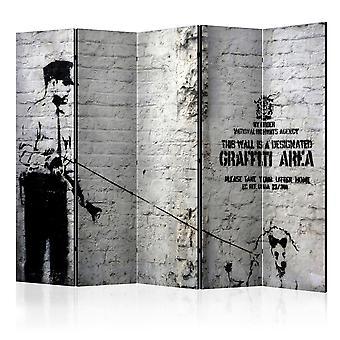 Raumteiler - Graffiti-Gebiet [Raumteiler]