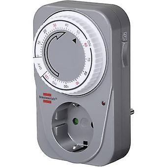 Brennenstuhl Countdown Timer Timer/power strip analogue 24 h mode 3680 W IP20