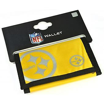 Pittsburgh Steelers Nfl Nylon Wallet - Official Product