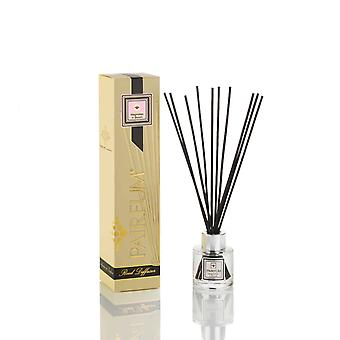 Natural Reed Diffuser - Long-lasting & Healthy - Beautiful Perfumes that Compliment You - Fragrances for 2 - 3 months (50 ml) - by PAIRFUM - Perfume: Magnolias in Bloom - with Black Reeds