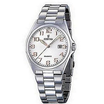 FESTINA - Herren Armbanduhr - F16374/7 - Klassik - Klassik