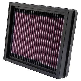 K&N 33-2151 High Performance Replacement Air Filter