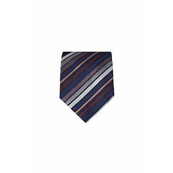 Blue tie M02