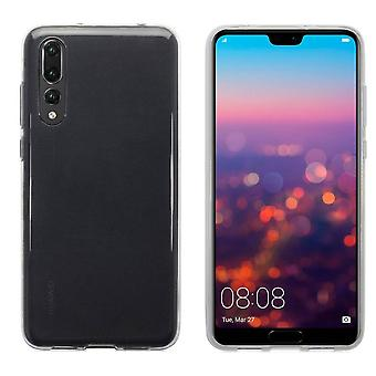 Colorfone Soft Exclusive TPU Cases Huawei P20 Transparent
