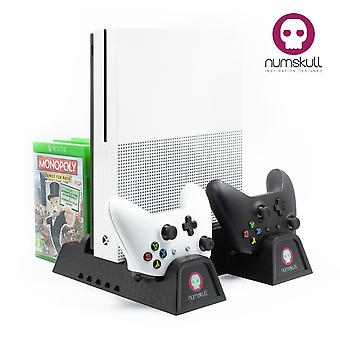 Numskull Xbox One Multi Function 5 i 1 dockningsstation / Console Stand