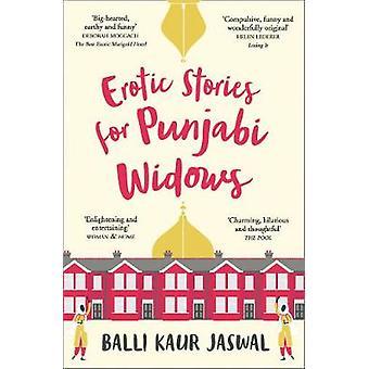 القصص المثيرة للأرامل البنجابية ببالي كاور جاسوال-978000820991
