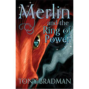 Merlin and the Ring of Power by Tony Bradman - Nelson Evergreen - 978