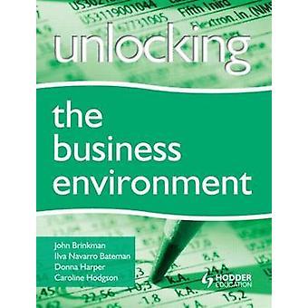 Unlocking the Business Environment by John T. Brinkman - Ilve Navarro
