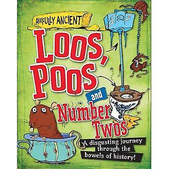 Loos, Poos en nummer tweeën: een walgelijk reis door de darmen van de geschiedenis! (Erg oude)