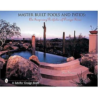 GŁÓWNY basen zbudowany patio: Inspirujące Portfolio pomysłów (Schiffer projektowania książek)