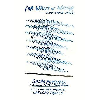 I brist på vatten: och andra dikter
