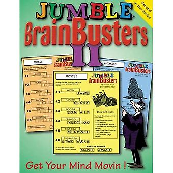 Jumble Brainbusters II: Get Your Mind Movin'!